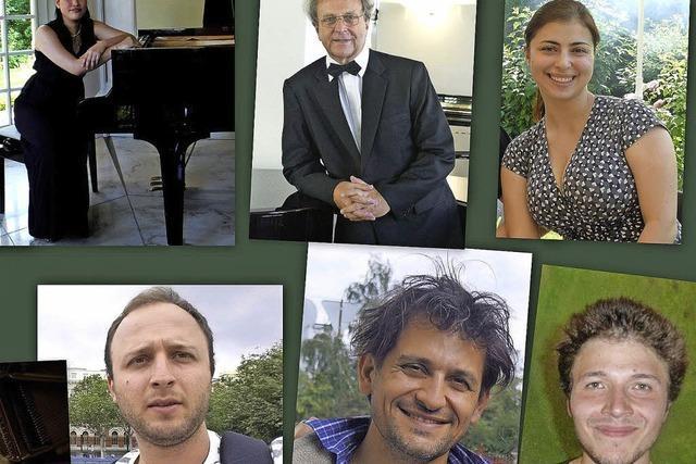 Märchenhafte Klaviermusik im Kultur- und Bürgerhaus Denzlingen