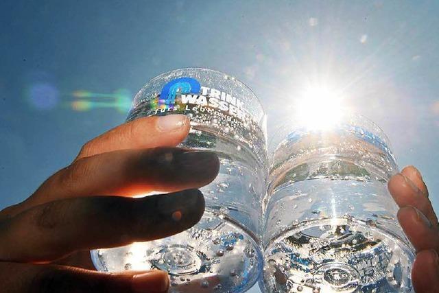 Nitrat belastet das Grundwasser in der Rheinebene