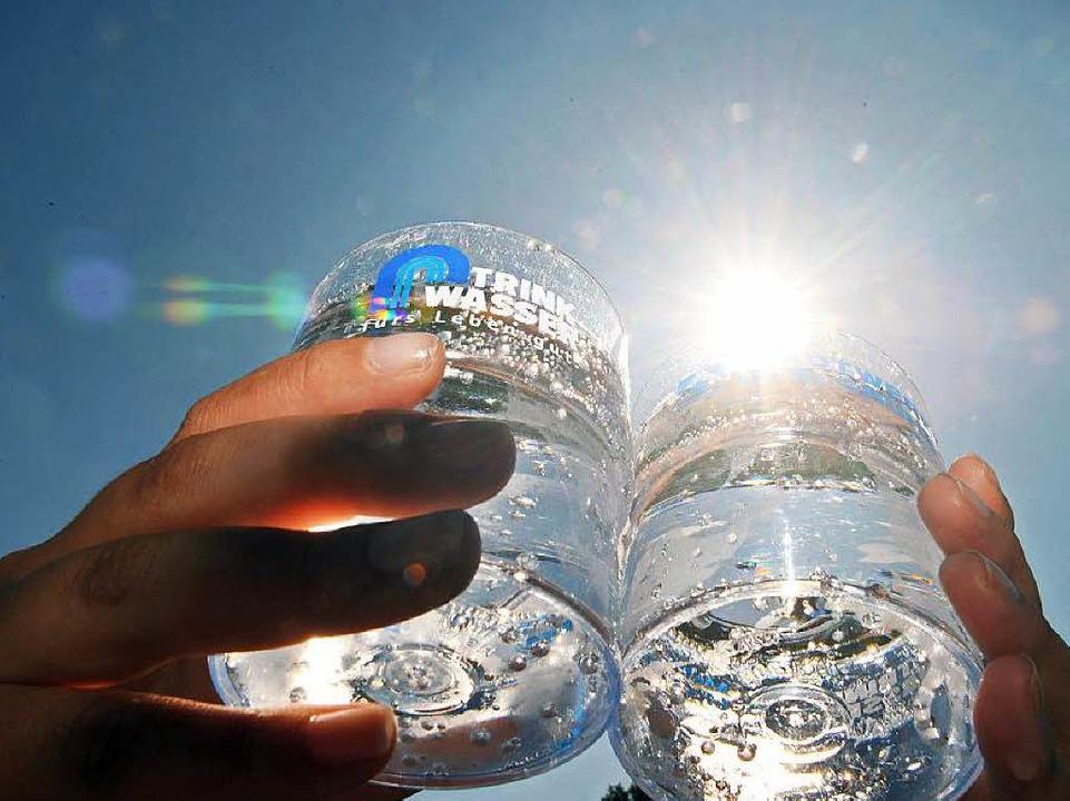 Wie viel Nitrat ist im Trinkwasser?  | Foto: dpa