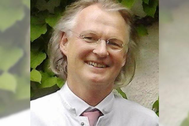 Neuer Chefarzt in Bischoffingen