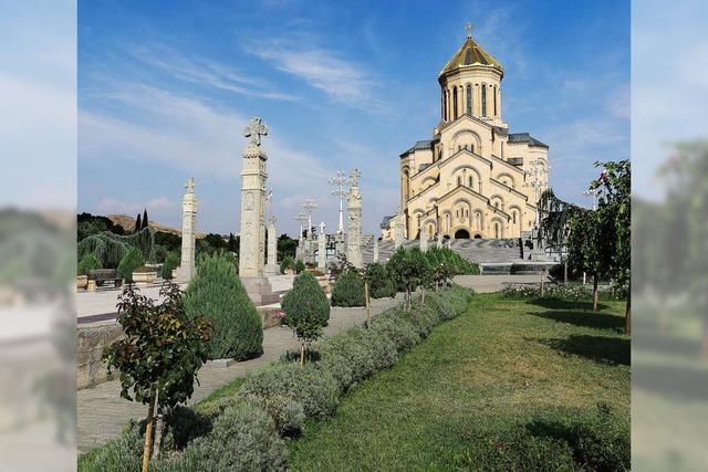 Schmuckstück im Kaukasus