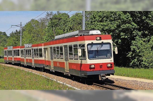 Waldenburgerbahn soll auf Einmeterspur umstellen