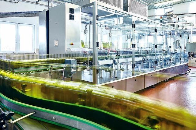 Winzergenossenschaft Oberbergen investierte 1,6 Millionen in neue Technik