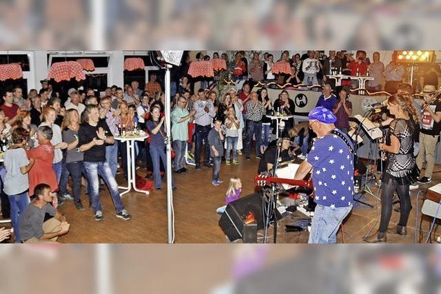 Zwölf Bands und ein tobendes Publikum
