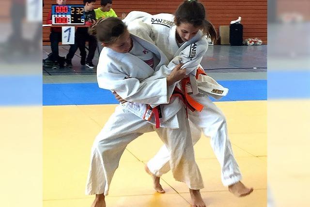 Oberrhein-Judoka holen fünf Titel