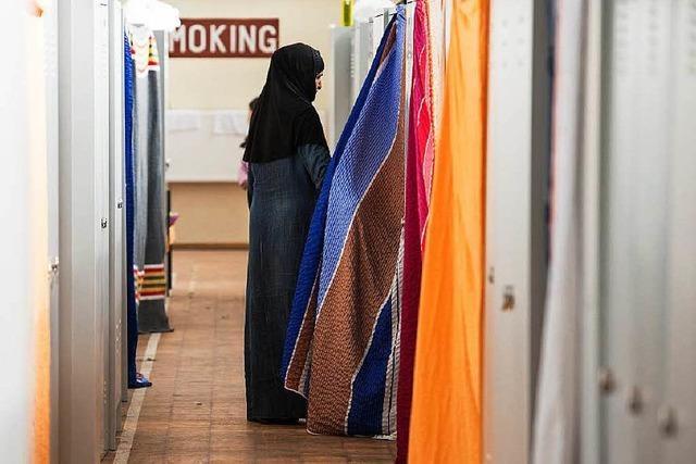Wohnraum für Flüchtlinge: Kündigung und Beschlagnahme sind möglich