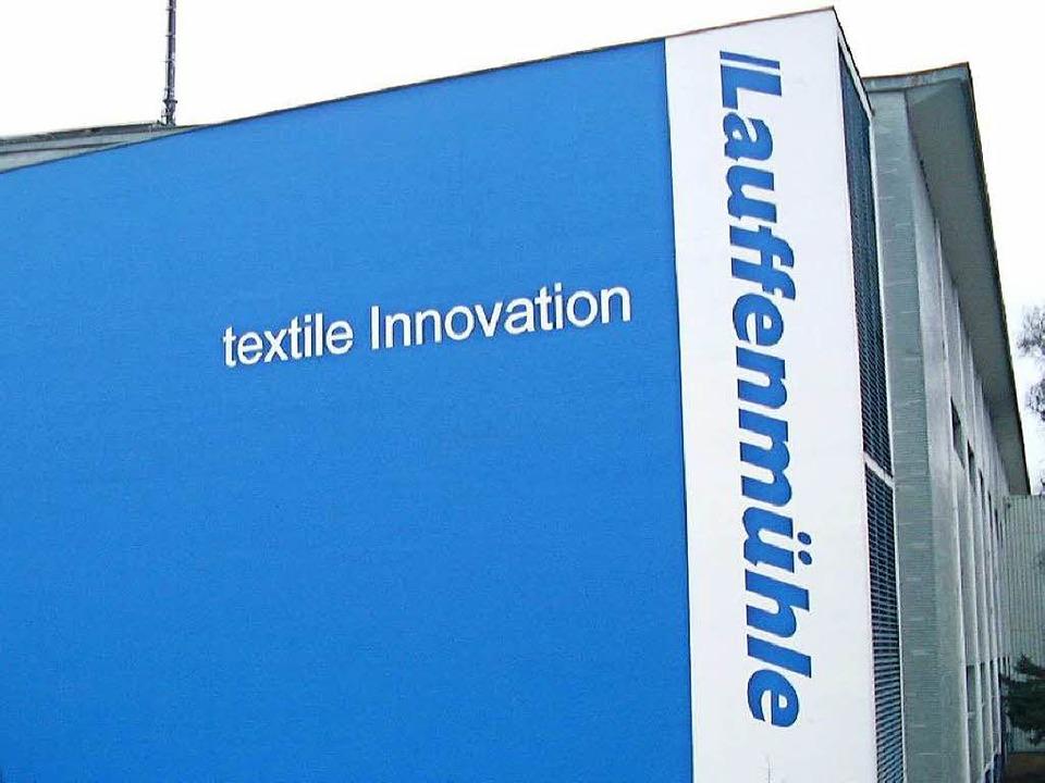 Das Unternehmen Lauffenmühle – h...211; ist wieder in Schieflage geraten.  | Foto: Maja Tolsdorf