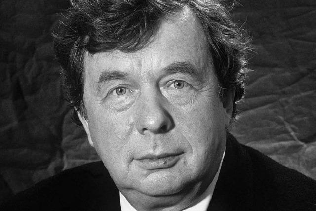 Der Literaturkritiker Hellmuth Karasek ist tot