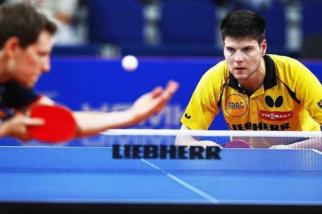Gold für die Tischtennis-Frauen, Frust bei den Männern