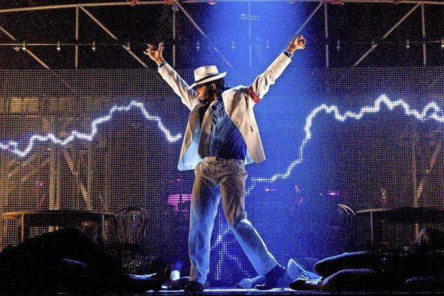 Die Show über den King des Pops kommt ins Musical Theater