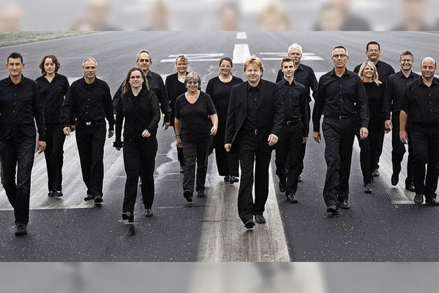 CD-Release-Konzert des Freiburger Akkordeon Orchester im Forum Merzhausen