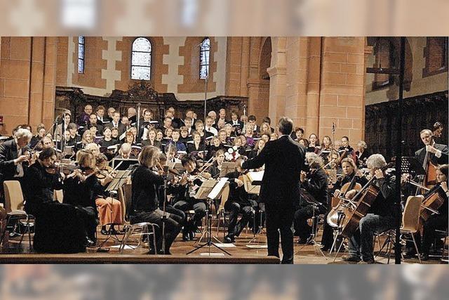 H-Moll-Messe von Joahnn-Sebastian Bach auf historischen Instrumenten