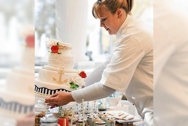 Freiburger Zuckerbäckerinnen: Üppig dekorierte Torten sind Trend