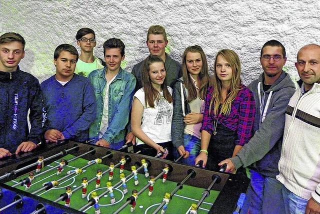 Ein neues Team für das Jugendhaus