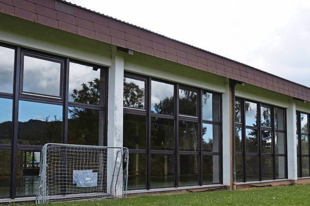 Saalenberghalle soll moderner werden