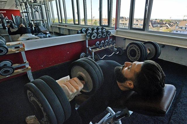 Noch wächst die Fitnessnachfrage