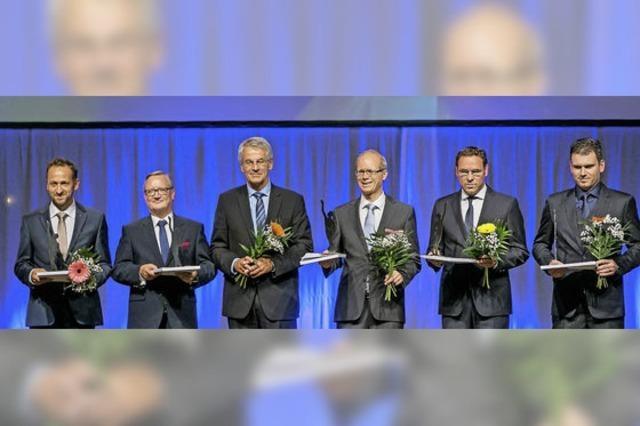 """Kälte-Huber mit dem """"Großen Preis des Mittelstandes"""" ausgezeichnet"""