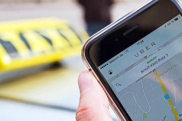 Basler Taxifahrer fordern Uber-Verbot