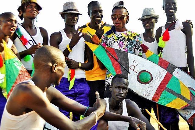 Ein Blog präsentiert HipHop und House aus Afrika