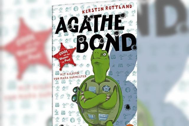 BUCHTIPP: Mein Name ist Bond!