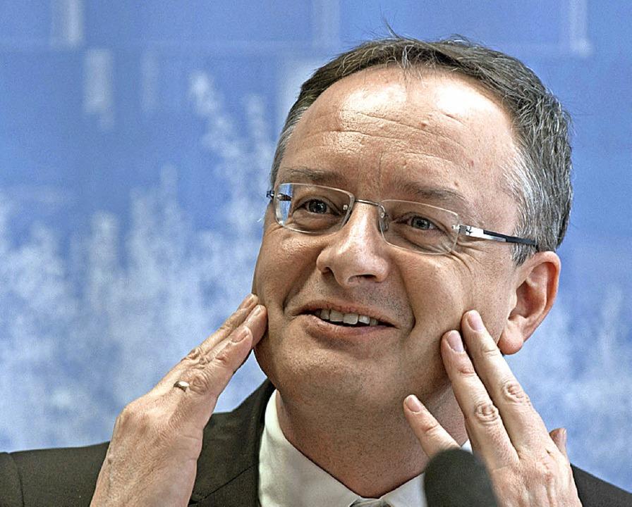 Kultusminister Andreas Stoch (SPD)  | Foto: dpa