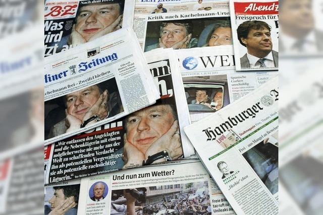 Jörg Kachelmann soll 635 000 Euro Schmerzensgeld von Bildzeitung erhalten