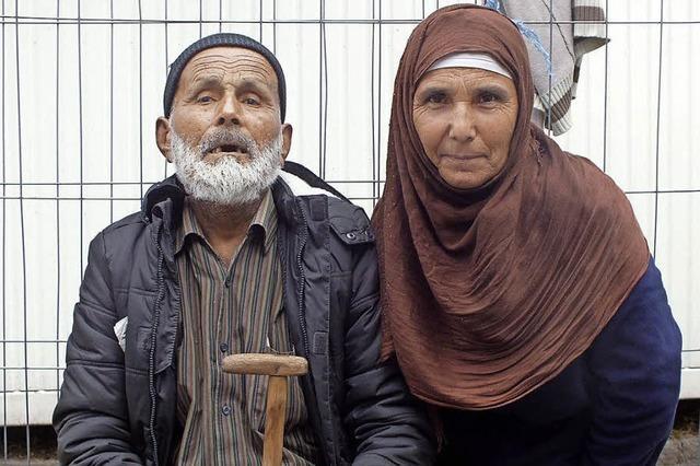 Passau: Angeblich 110-jähriger Afghane erreicht mit Familie Bayern