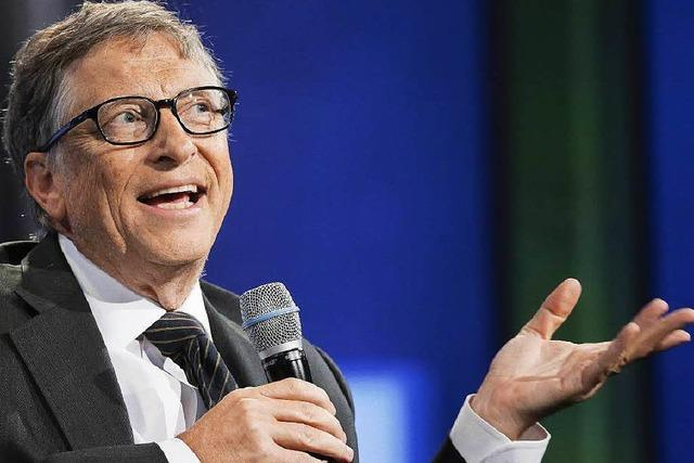 76 Milliarden Dollar: Bill Gates hat das meiste Geld
