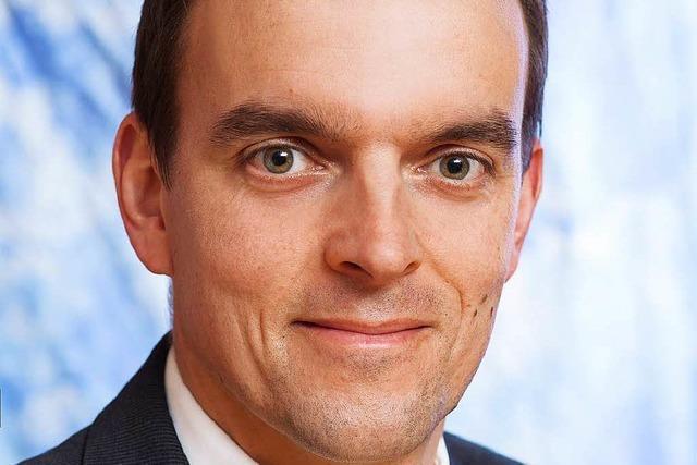 Erik Weide will Bürgermeister in Friesenheim werden