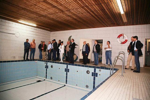Das Altdorfer Hallenbad ist Geschichte
