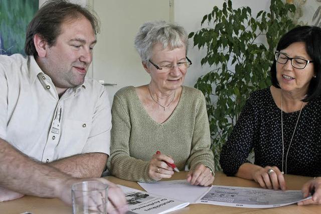 Flüchtlingsinitiativen in Endingen machen gemeinsame Sache
