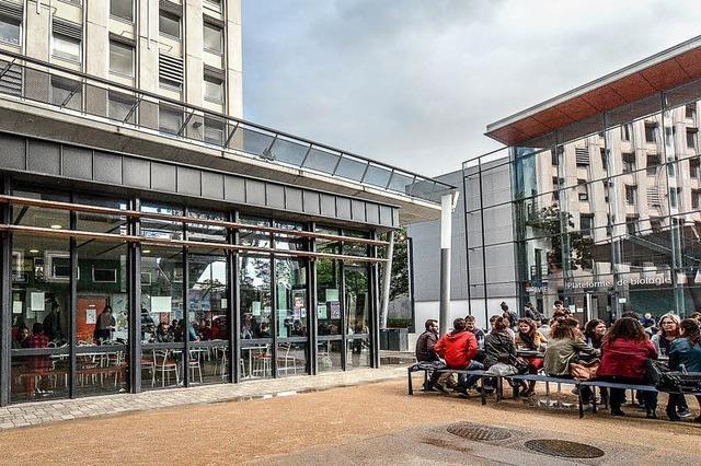 Straßburger Uni-Gelände wird Park