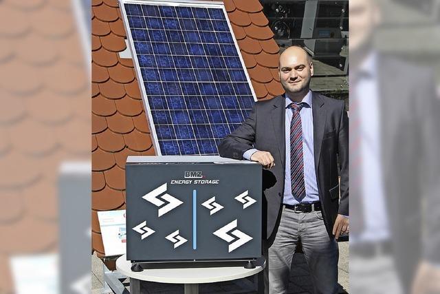 Sonnenenergie im Keller aufbewahren