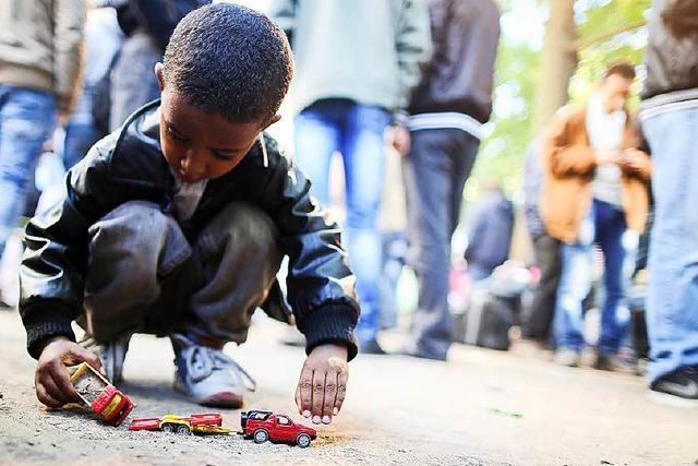 17.600 Flüchtlinge leben in Südbaden – Quartiere dringend gesucht