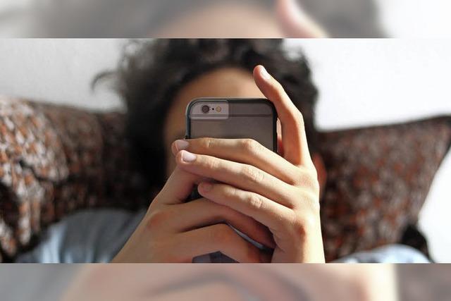 Studie zeigt: Smartphones stressen Kinder