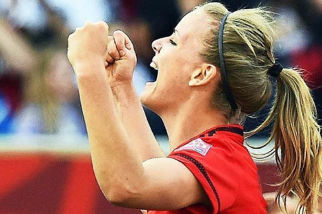 SC-Frauen holen einen Punkt in Wolfsburg