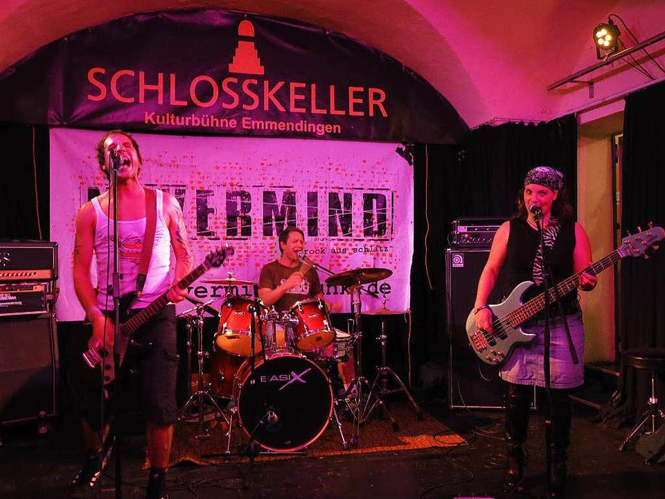 Nevermind im Schlosskeller  | Foto: Georg Voß