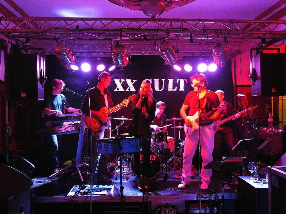 XX Cult im Fux'n  | Foto: Georg Voß