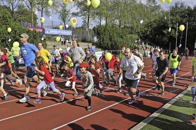 24-Stunden-Lauf: 27 Teams erlaufen mehr als 25.000 Euro