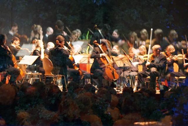 Die Stadt sagt musikalisch Danke