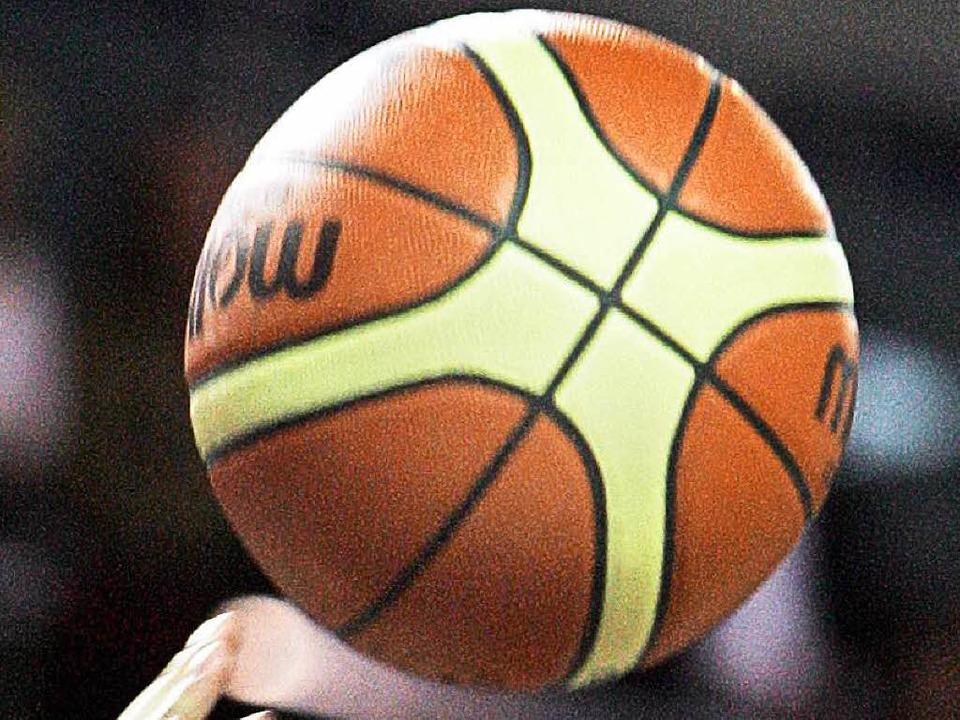 Im Frauenbasketball verloren die Freiburger Eisvögel erstmals.  | Foto: AFP