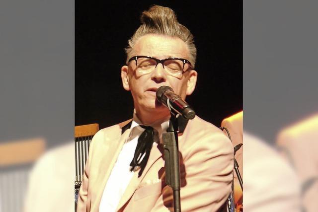 Feiner Swing an 50er-Entertainment