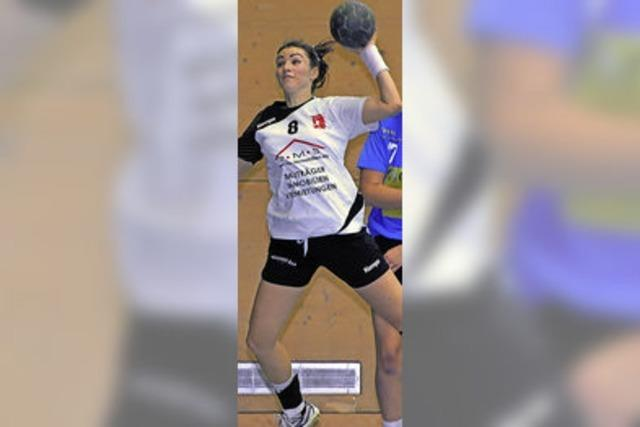 Handballerinnen finden zurück in die Erfolgsspur