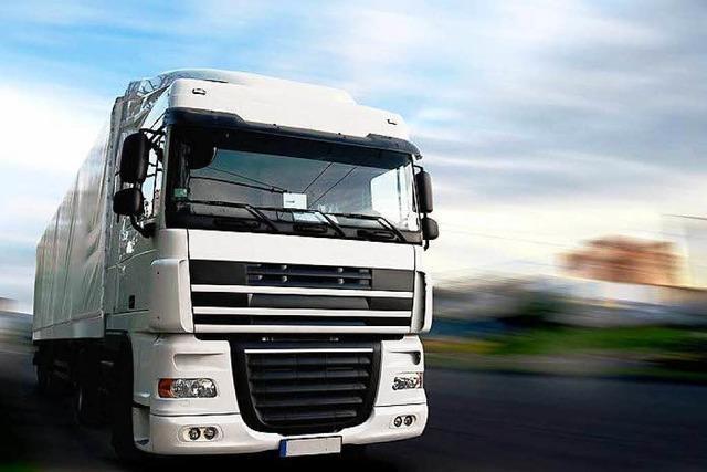 3221 Unterschriften gegen mehr Lastwagen auf Glottertal-Route
