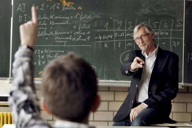 """""""33 Lehrer, mit denen Ihr Kind rechnen muss"""""""