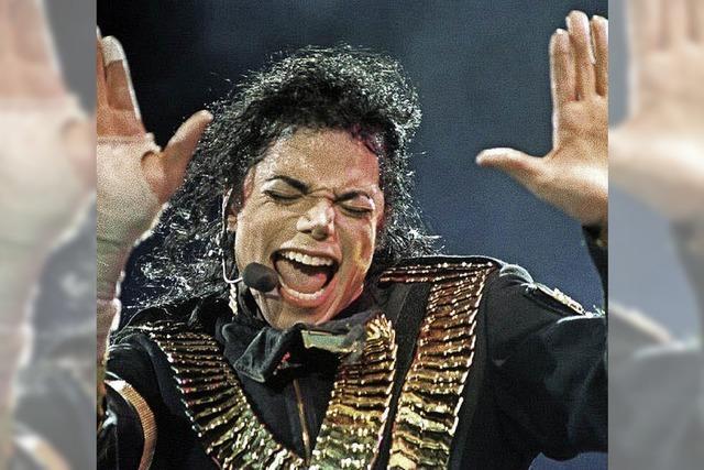 Karten gewinnen! Hotline: 0137/8080139* Michael-Jackson-Show