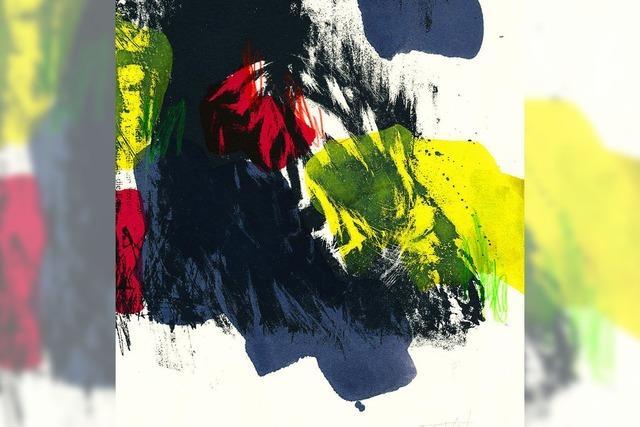 Ausstellung Simone Rosenow in der Freiburger Galerie Artraum