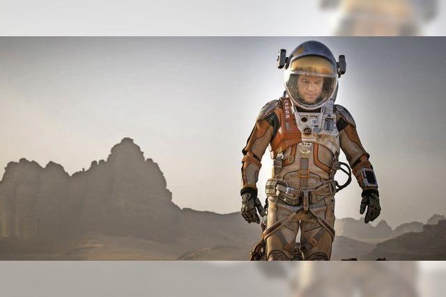 NEUSTART: Leben auf dem roten Planeten