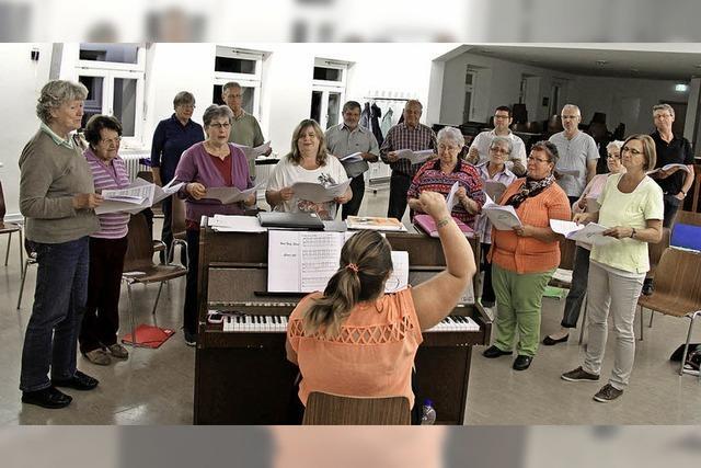 Chorgemeinschaft Zienken in Zienken
