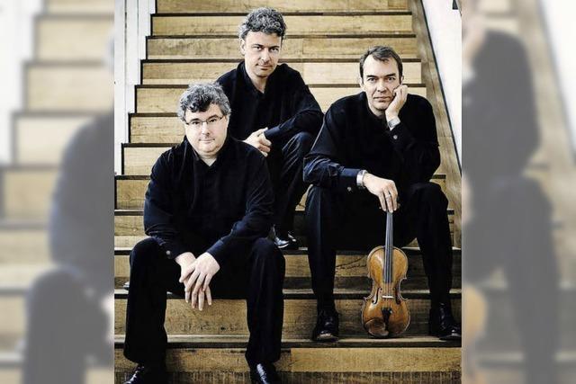 Wanderer Trio gastiert im Schloss Bondorf